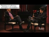 Adam Lambert - On The Record with Fuse. Part 7